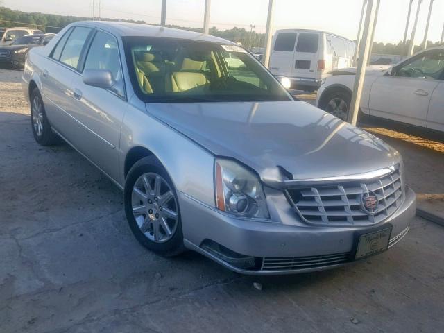 Salvage 2010 Cadillac DTS PREMIUM for sale