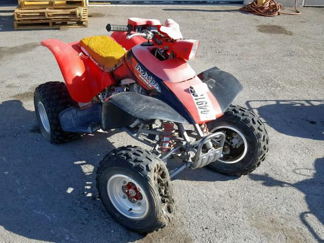 Salvage 2001 Honda TRX300 EX for sale