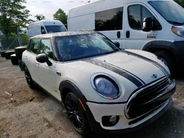 click here to view 2019 MINI COOPER CLU at IBIDSAFELY