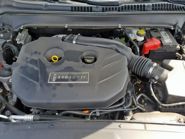 2016 Lincoln MKZ | Vin: 3LN6L2G95GR600570