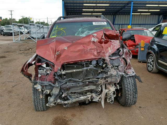2007 Toyota 4runner Sr 4 0L 6 for Sale in Colorado Springs CO - Lot:  45060979