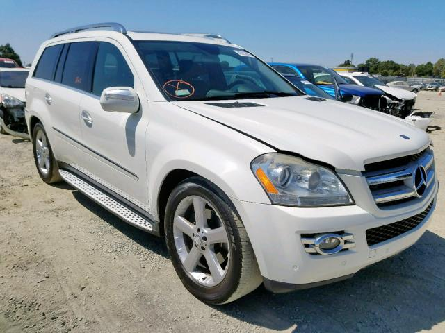 click here to view 2009 MERCEDES-BENZ GL 450 4MA at IBIDSAFELY