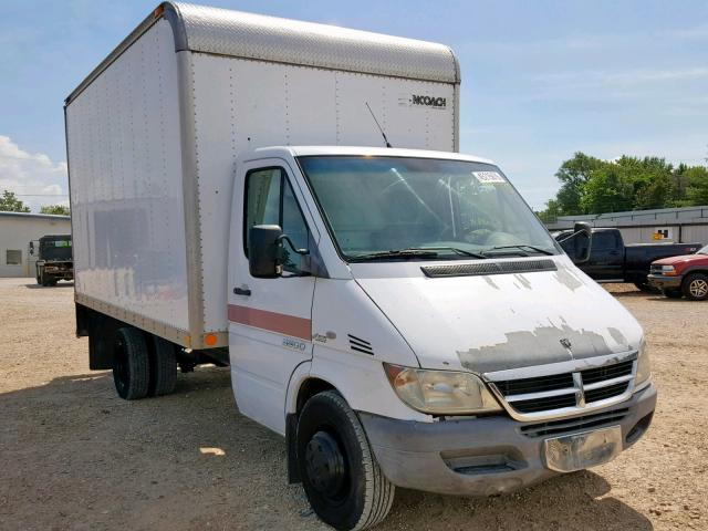 click here to view 2005 SPRINTER 3500 SPRIN at IBIDSAFELY