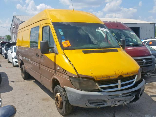 click here to view 2003 SPRINTER 3500 SPRIN at IBIDSAFELY