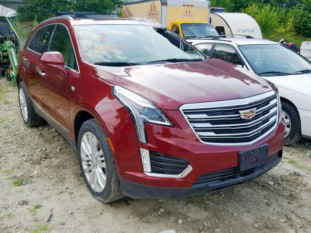 click here to view 2018 CADILLAC XT5 PREMIU at IBIDSAFELY