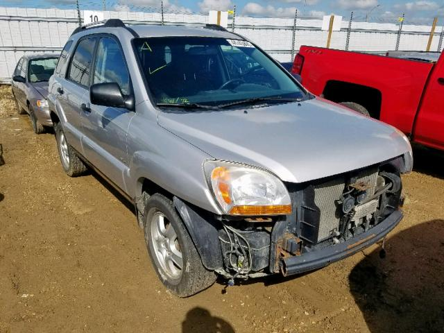 Salvage 2006 KIA NEW SPORTA for sale