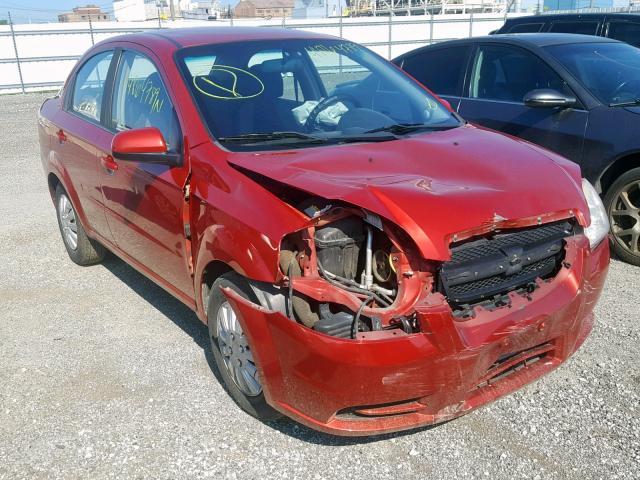 2011 Chevrolet Aveo Ls 1.6L