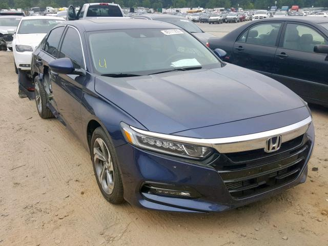 click here to view 2018 HONDA ACCORD EXL at IBIDSAFELY