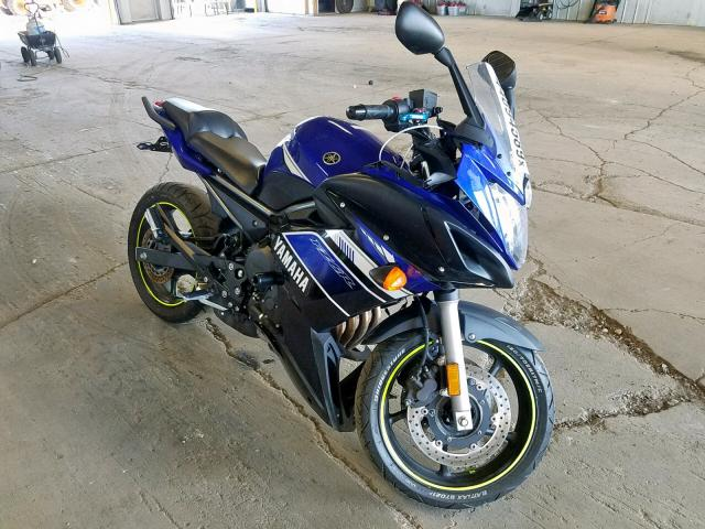 click here to view 2013 YAMAHA FZ6 R at IBIDSAFELY