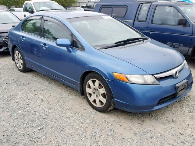 2008 HONDA CIVIC LX For Sale | WA - NORTH SEATTLE | Mon  Aug