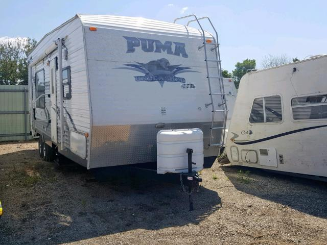 click here to view 2009 WILDWOOD PUMA at IBIDSAFELY