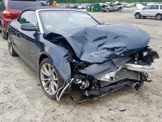 2013 Audi A5 Premium 2.0L