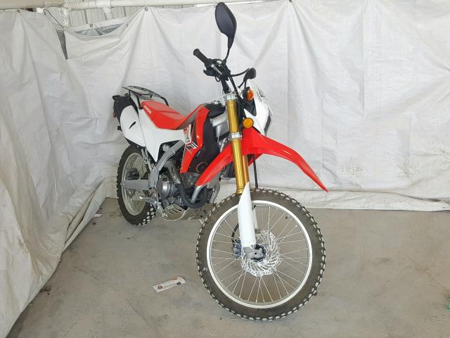 2016 Honda CRF250 L for sale in Haslet, TX