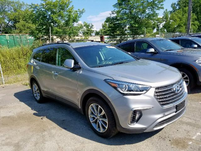 2019 Hyundai Santa Fe X 3 3L 6 for Sale in Marlboro NY - Lot: 45453719