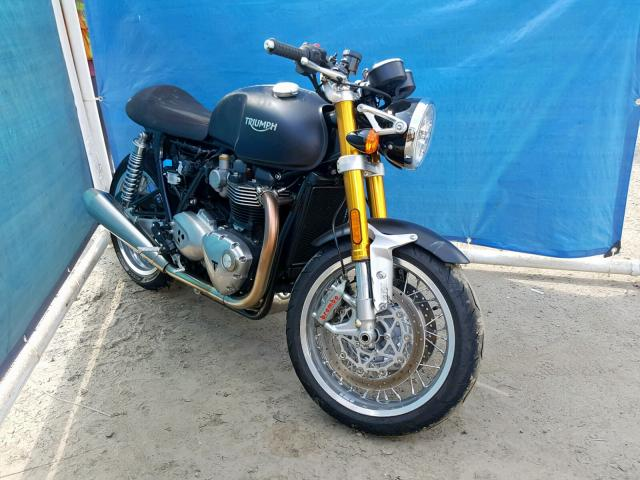 click here to view 2018 TRIUMPH MOTORCYCLE THRUXTON 1 at IBIDSAFELY