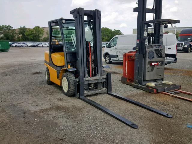 Auto Auction Ended on VIN: F813V02924F 2010 Yale Forklift