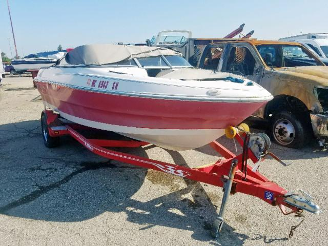 Salvage 2002 Montana 180 EDGE for sale