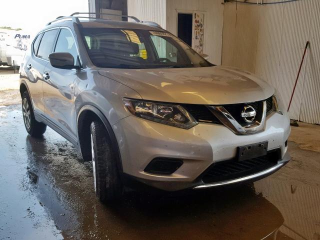 Nissan Of Casper >> 2016 Nissan Rogue S Photos Wy Casper Salvage Car