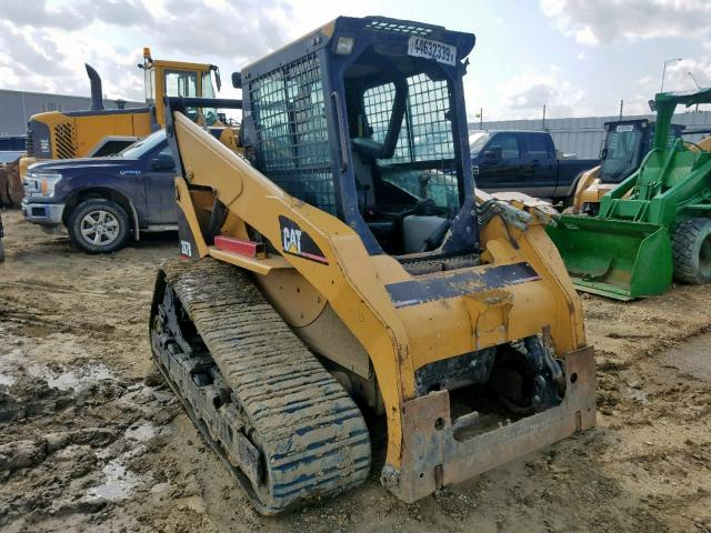 click here to view 2007 CATERPILLAR SKIDSTEER at IBIDSAFELY