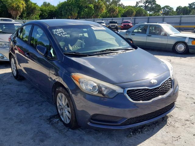 Kia Fort Pierce >> 2014 Kia Forte Lx Photos Fl Ft Pierce Salvage Car