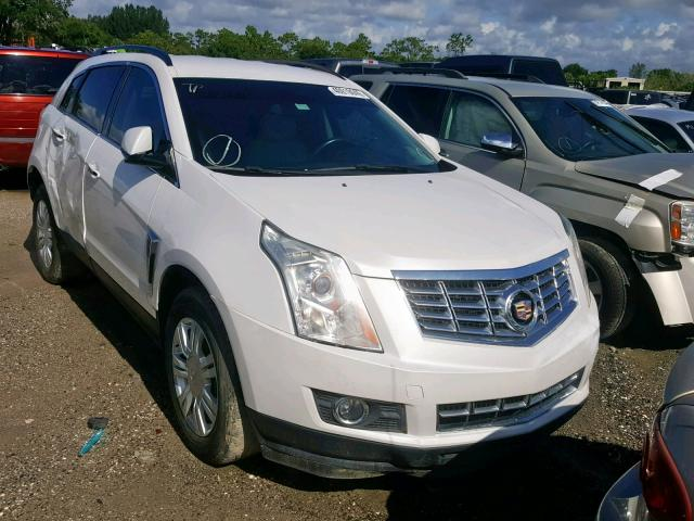 Salvage 2014 Cadillac SRX for sale