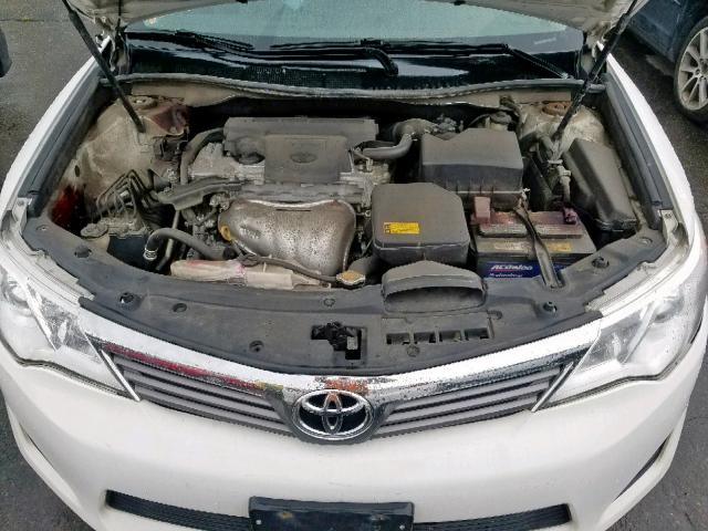 2014 Toyota Camry L 2 5L 4 for Sale in Brookhaven NY - Lot: 44864309
