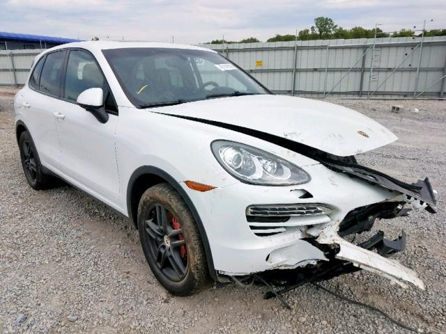 Wp1aa2a22cla07109 2012 Porsche Cayenne In Al