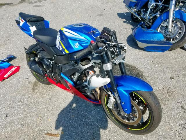 click here to view 2016 SUZUKI GSX-R600 at IBIDSAFELY