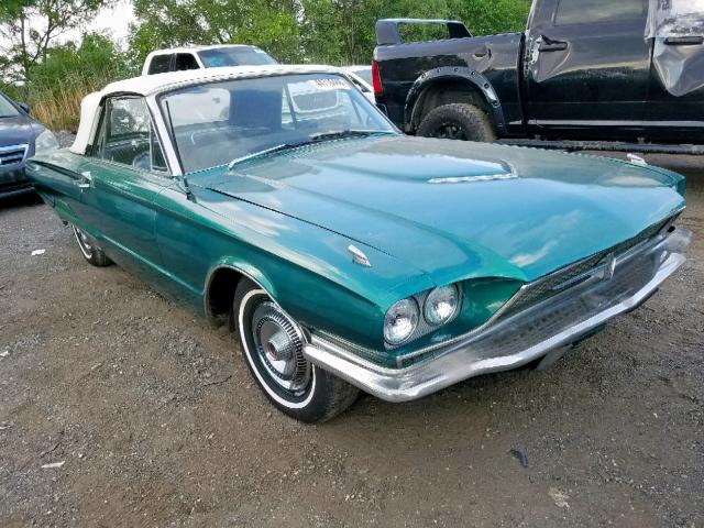 1966 FORD  TBIRD