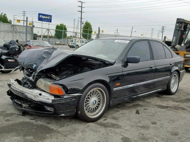 2000 BMW 528 I AUTOMATIC Photos | CA - LONG BEACH - Salvage Car