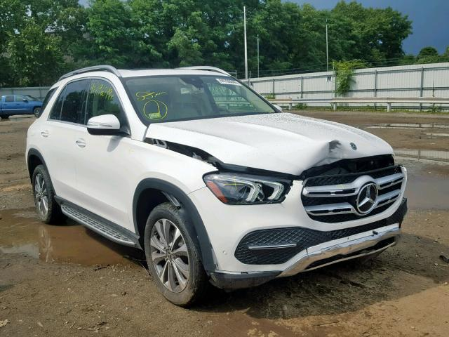 click here to view 2020 MERCEDES-BENZ GLE 350 4M at IBIDSAFELY