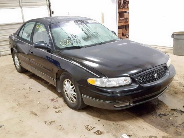 auto auction ended on vin 2g4wf551721249132 2002 buick regal gs in mi flint 2002 buick regal gs in mi flint