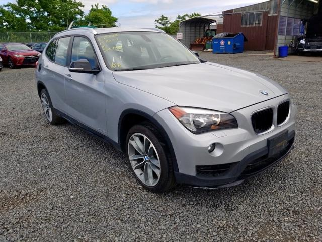 Salvage 2015 BMW X1 XDRIVE2 for sale