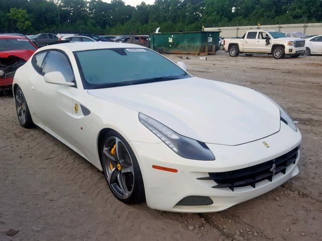 click here to view 2012 FERRARI FF at IBIDSAFELY