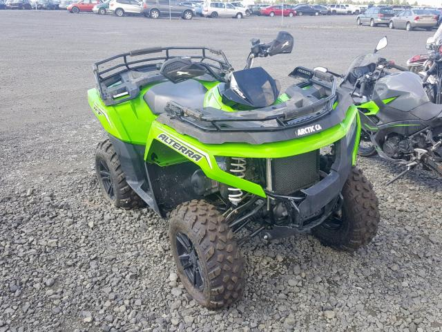 click here to view 2017 ARCTIC CAT ATV4X4 at IBIDSAFELY