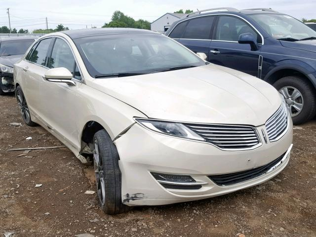 click here to view 2015 LINCOLN MKZ at IBIDSAFELY