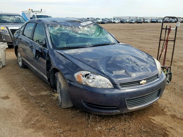 2008 Chevrolet Impala Lt 3.5L