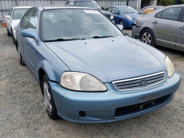 2000 Honda Civic Ex 1.6L