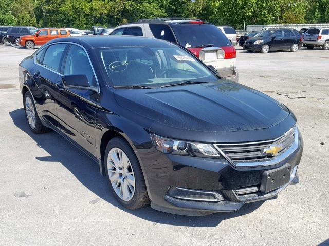 2019 Chevrolet Impala Ls 3.6L
