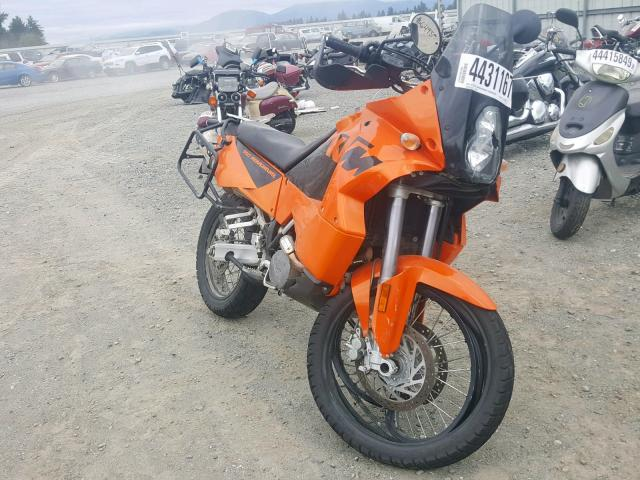 click here to view 2005 KTM 950 ADVENT at IBIDSAFELY