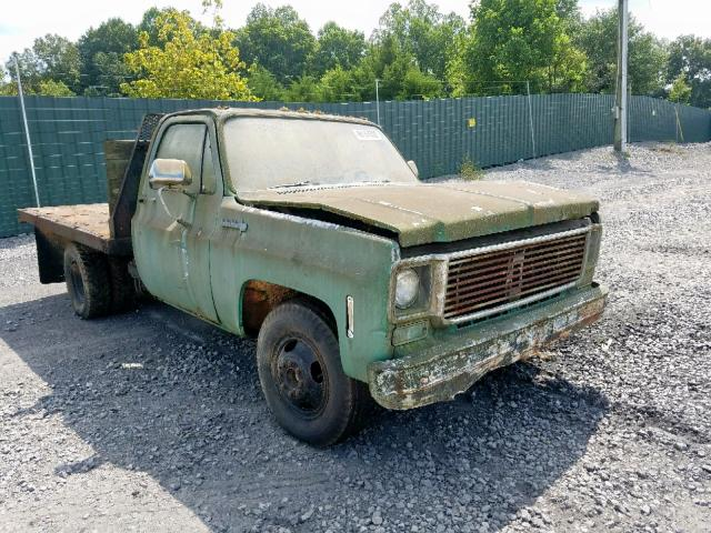 1978 Chevrolet Silverado In Tn Knoxville Tcl338v611812