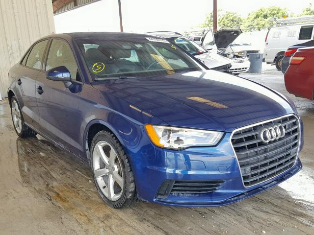click here to view 2016 AUDI A3 PREMIUM at IBIDSAFELY