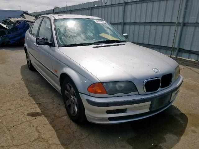 2000 Bmw 323 I 2.5L