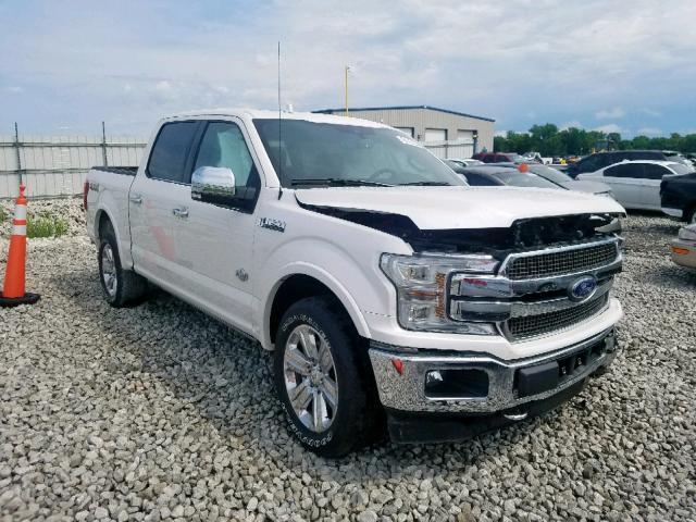 2018 Ford F150 | Vin: 1FTEW1EG7JFB55630