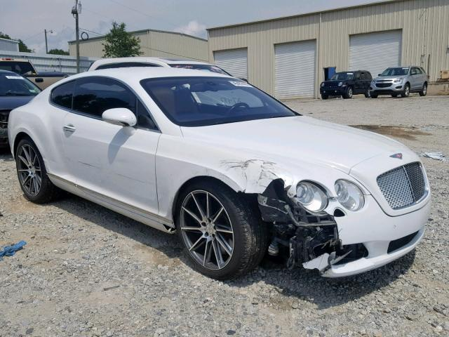 click here to view 2004 BENTLEY CONTINENTA at IBIDSAFELY