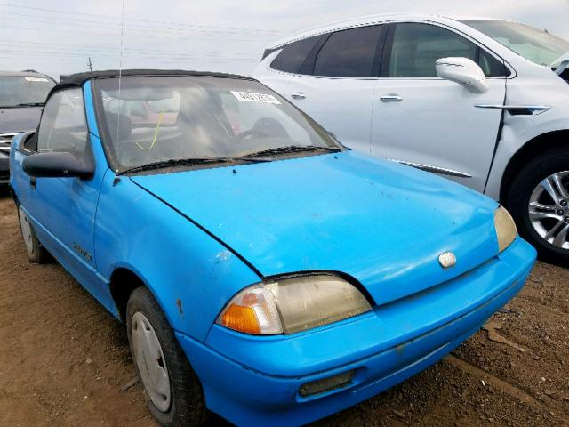 click here to view 1991 GEO METRO LSI at IBIDSAFELY
