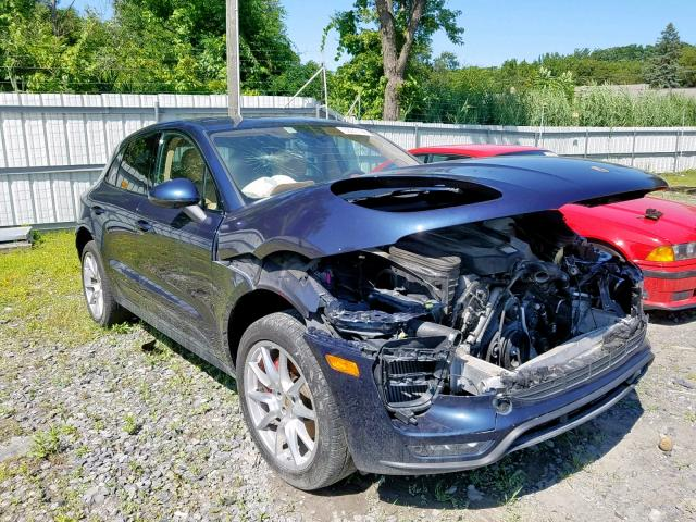 click here to view 2016 PORSCHE MACAN TURB at IBIDSAFELY