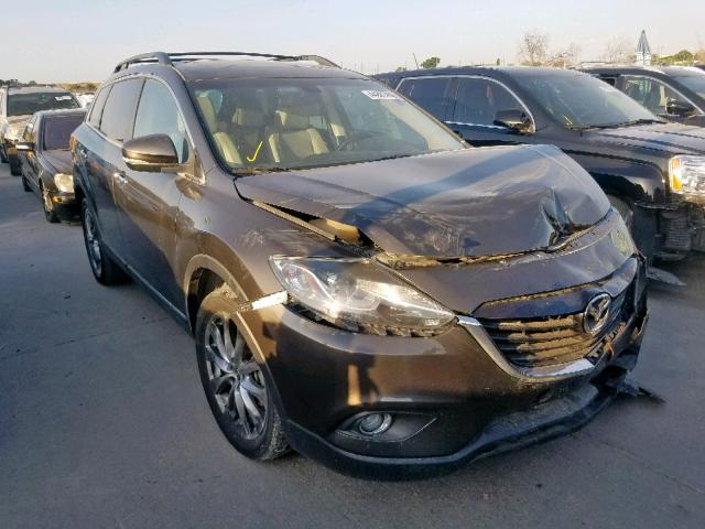 click here to view 2015 MAZDA CX-9 GRAND at IBIDSAFELY