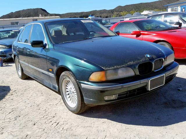 click here to view 2000 BMW 540 I AUTO at IBIDSAFELY