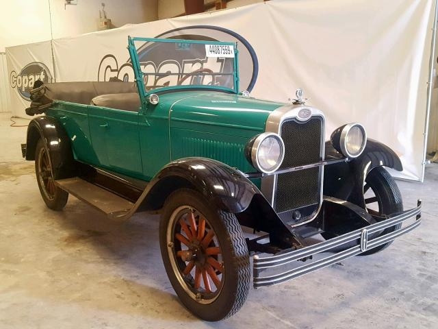 click here to view 1927 CHEVROLET ABNATIONAL at IBIDSAFELY